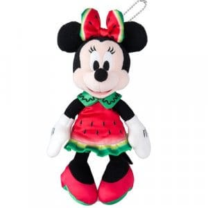 Minnie Watermelon Plush Badge