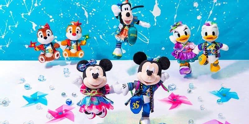 Tokyo Disneyland Natsu Matsuri – Merchandise 2018