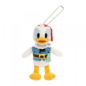 Pirate Donald Plush Badge