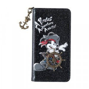 Pirate Mickey Pass Case