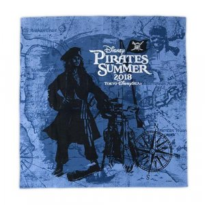 Pirates Summer Bandana