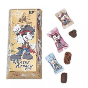 Pirates Summer Chocolate