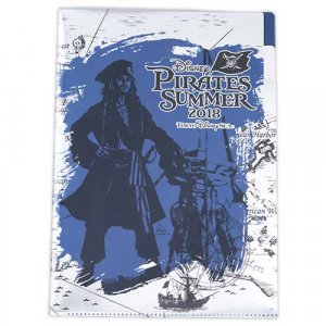 Pirates Summer Clear Folder