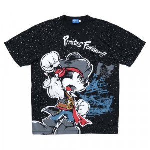 Pirates Summer Mickey T-shirt
