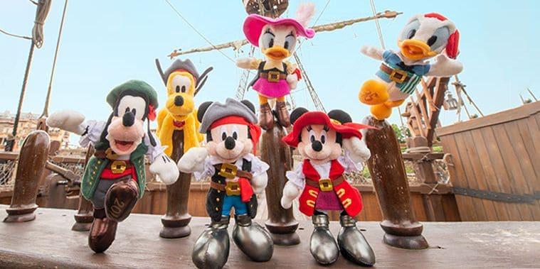 Tokyo DisneySea Pirates Summer – Merchandise 2018