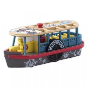 Pirates Summer Transit Steamer Tomica