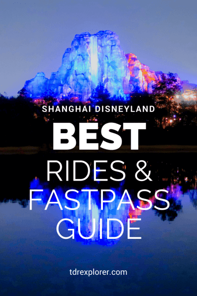 Shanghai Disneyland Best Rides Camp Discovery