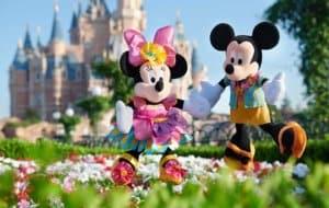 Shanghai Disneyland Summer Plushes