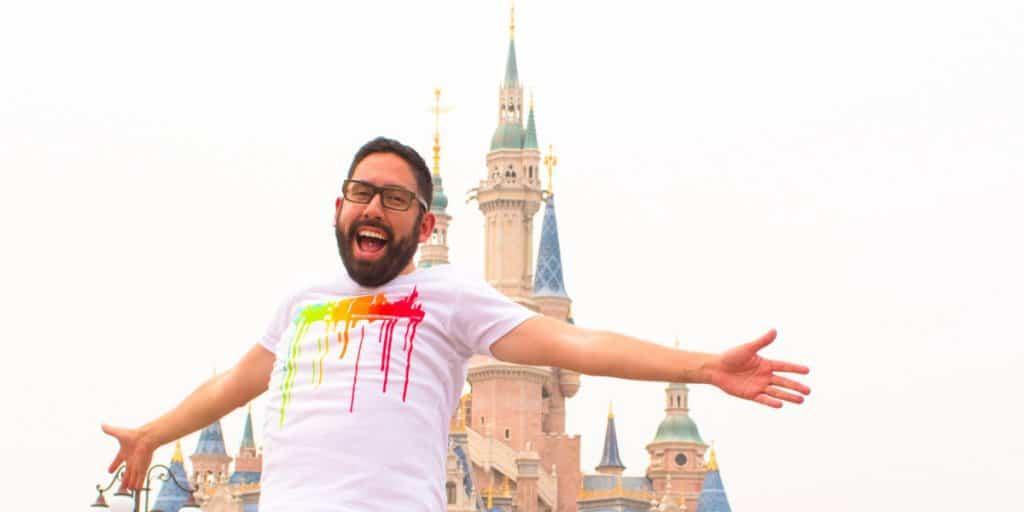 Shanghai Disneyland T-Shirts – Summer 2018