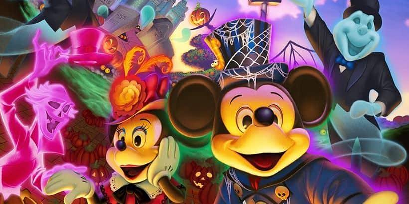 Tokyo Disney Resort Halloween 2018 – Details