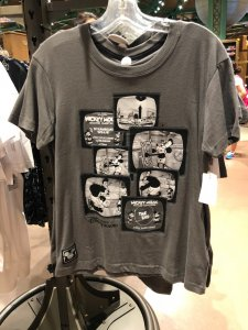 Steamboat Willie T-shirt