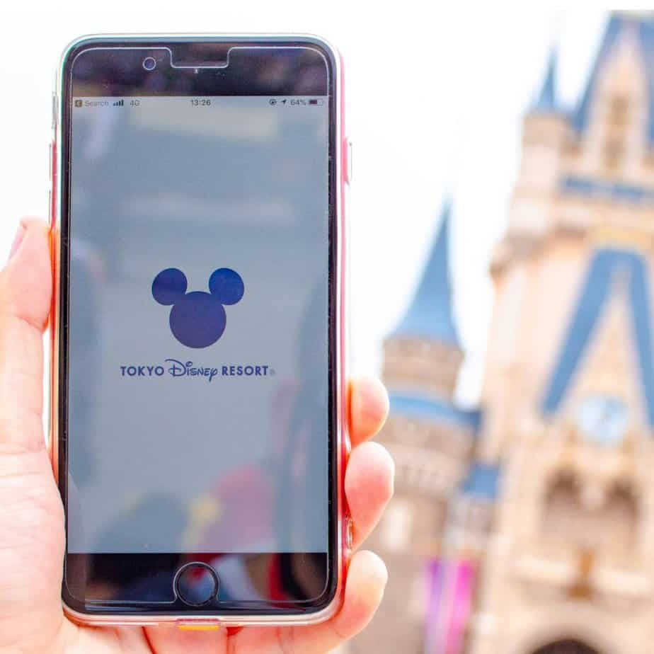 How to Download the Tokyo Disney Resort App