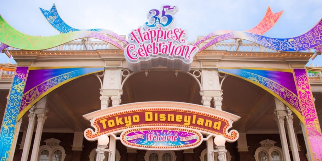 Ultimate Guide to the Tokyo Disney Resort 35th Anniversary