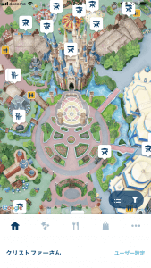 Tokyo Disneyland Cinderella Castle Hub Area