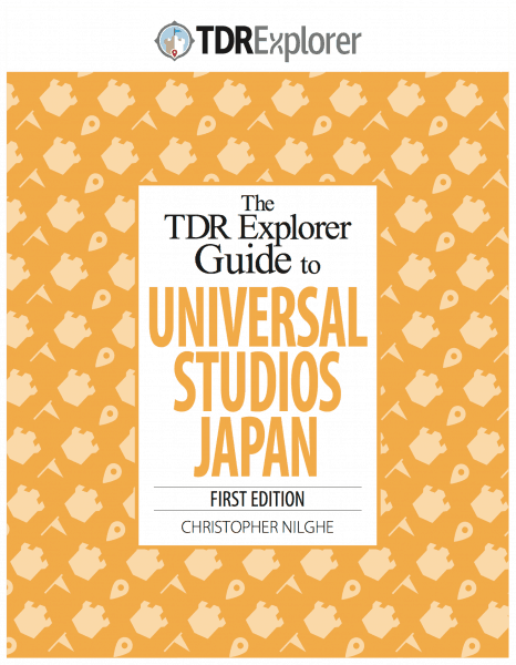 TDR Explorer Guide to Universal Studios Japan