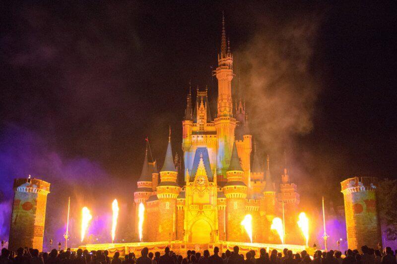 Celebrate Tokyo Disneyland Fire