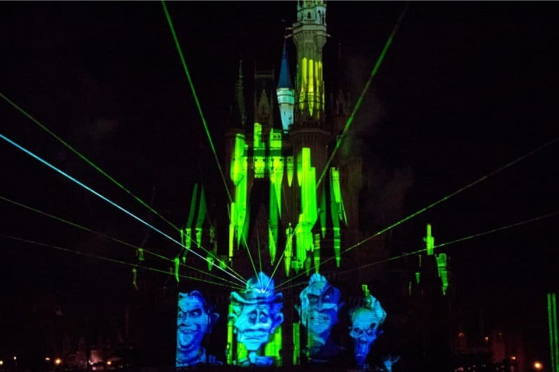 Celebrate Tokyo Disneyland Haunted Mansion