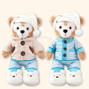 Duffy Reversible Pajamas Set