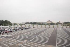 Fantasyland Summer 2018 Parking Lot 5