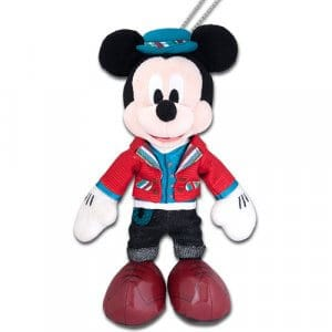 Hello, New York Mickey Plush Badge