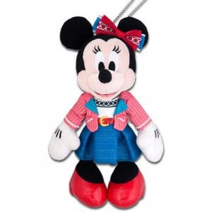 Hello, New York Minnie Plush Badge