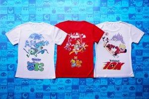 Hong Kong 10k Weekend T-shirts