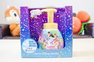 Mickey Hand Soap Dispenser From Tokyo Disney Resort Tdr