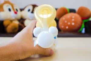 Mickey Hand Soap Dispenser Nozzle