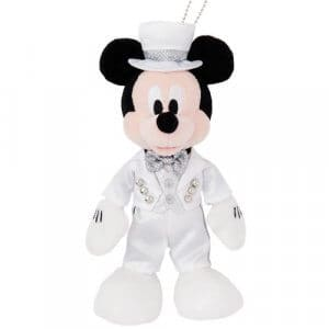 One Man's Dream II Mickey Plush Badge 2