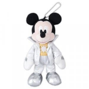One Man's Dream II Mickey Plush Badge