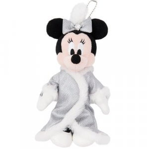 One Man's Dream II Minnie Plush Badge 2