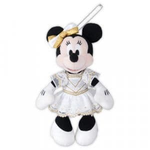 One Man's Dream II Minnie Plush Badge