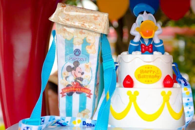 Tokyo Disneyland Popcorn Buckets Flavours Guide 2019 O TDR Explorer
