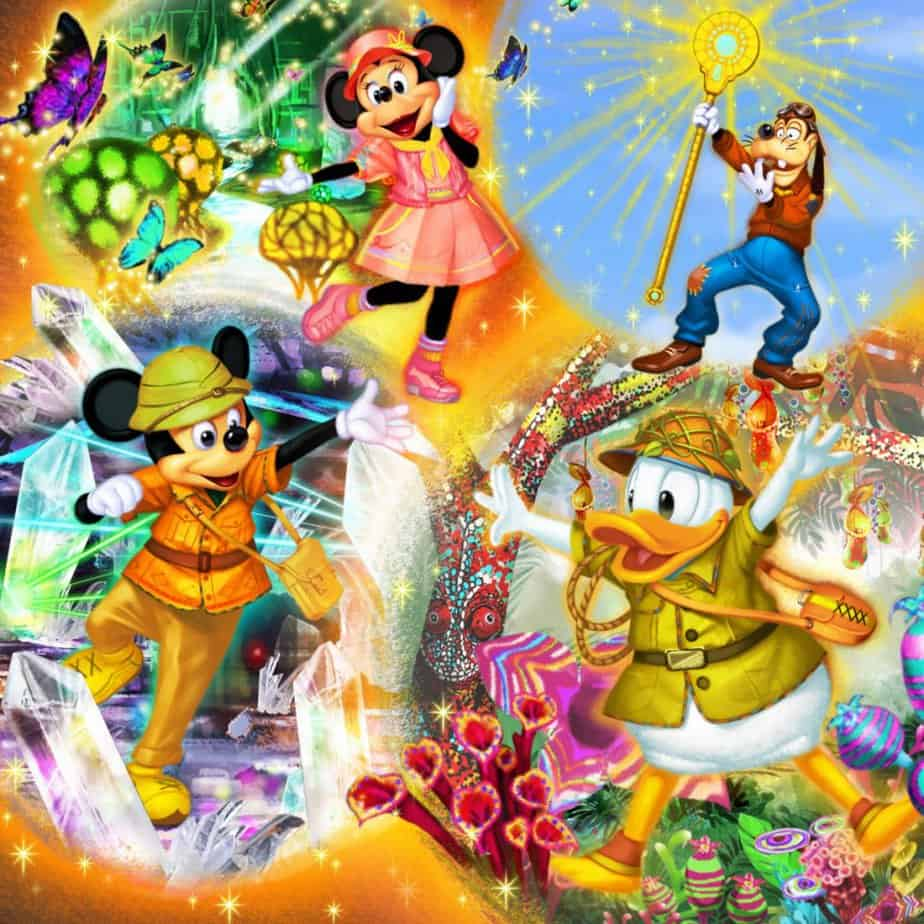 New Stage Show Coming to Tokyo DisneySea in Summer 2019