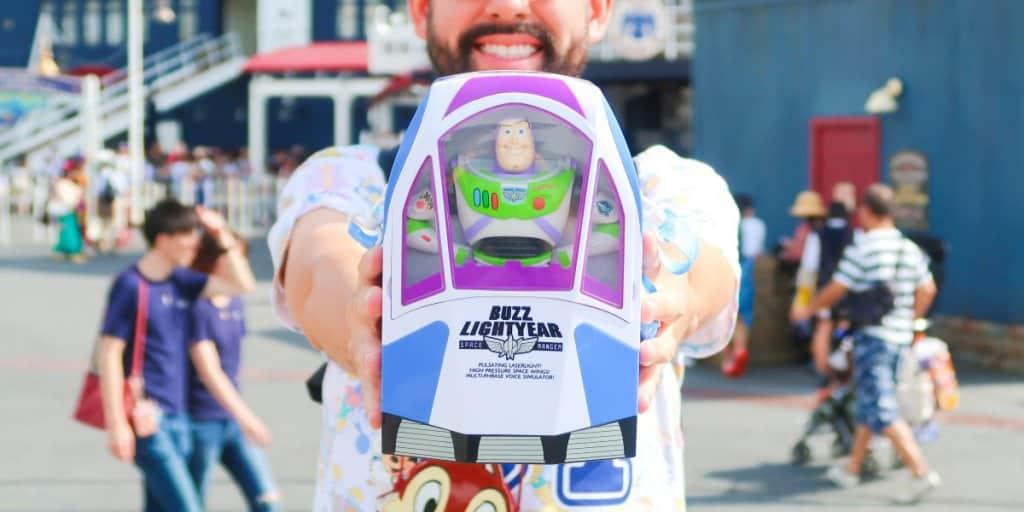 Tokyo Disneyland Popcorn Bucket & Flavours Guide