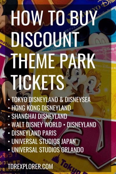 Discount Disney Parks Tickets & Activities