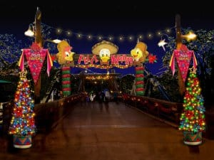 Lost River Delta Christmas Decorations
