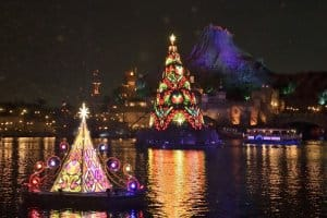 DisneySea Colors of Christmas 2