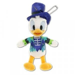 Changeable Donald Plush Badge
