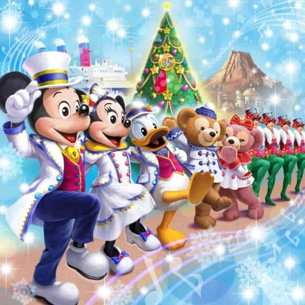 It's Christmas Time DisneySea