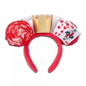 Queen of Hearts Ears