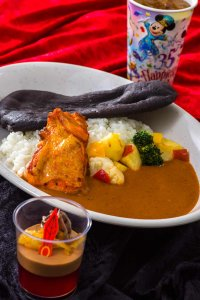 Halloween Curry Set