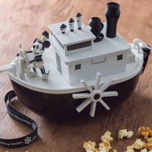 Steamboat Willie Popcorn Bucket