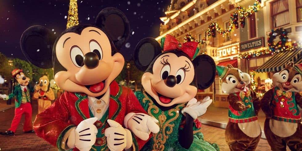Christmas In Disneyland Hong Kong.Hong Kong Disneyland Christmas 2018 Tdr Explorer
