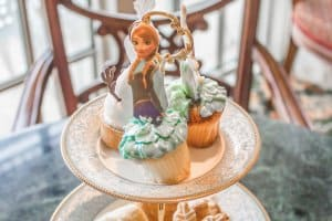 Afternoon Tea Set Anna Frozen Suite Hong Kong Disneyland Hotel