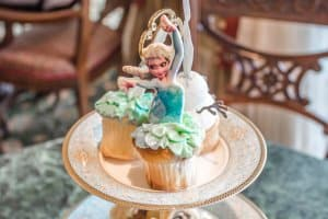 Afternoon Tea Set Elsa Frozen Suite Hong Kong Disneyland Hotel