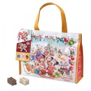 Almond Chocolates Tokyo Disneyland Christmas 2018
