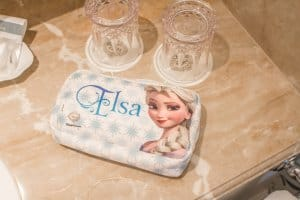 Amenities Kit Frozen Suite Hong Kong Disneyland Hotel