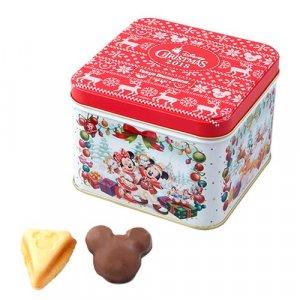 Assorted Chocolates Tokyo Disneyland Christmas 2018