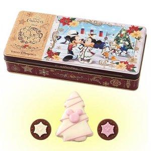 Assorted Chocolates Tokyo DisneySea Christmas 2018